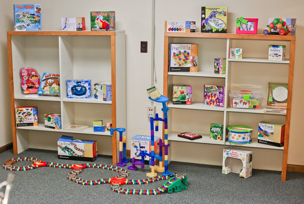 Accessible Toys
